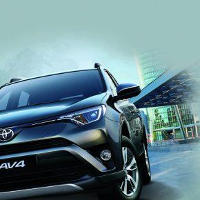 Toyota RAV4 Exterior