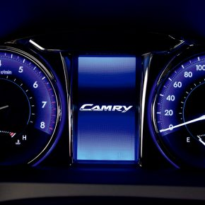 Toyota Camry Tablero