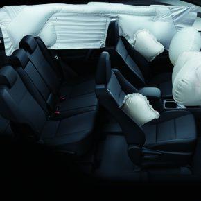 Toyota RAV4 Airbags