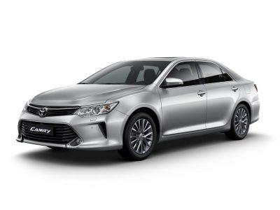 Toyota Camry Plata
