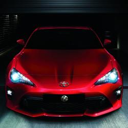 Toyota 86 Frente