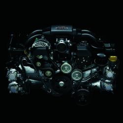 Toyota 86 Motor