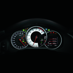 Toyota 86 Tablero