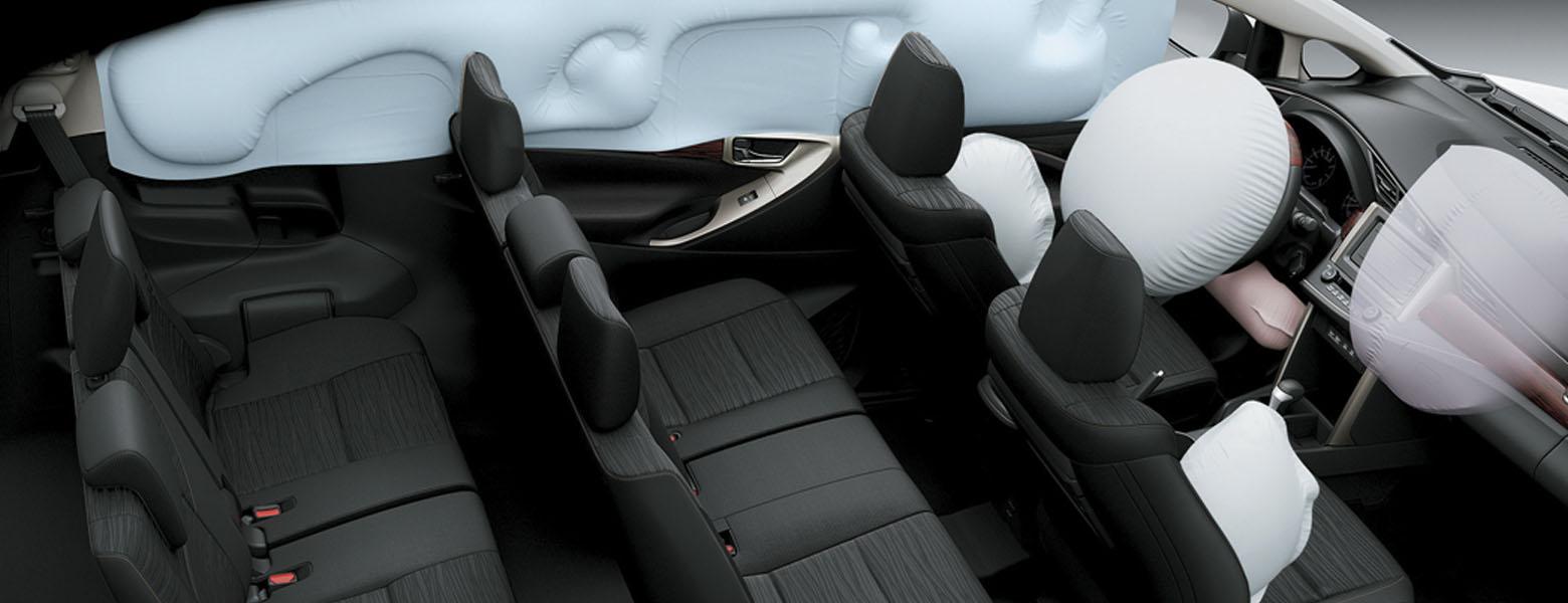 Airbags Toyota Innova