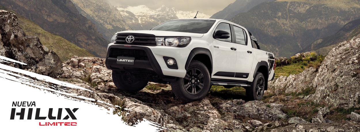 Toyota Uzcudun Camioneta