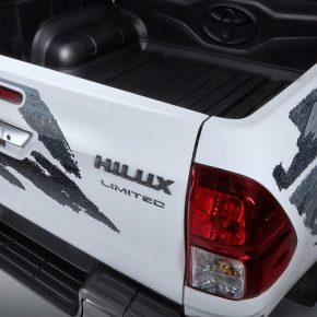 Caja camioneta Hilux