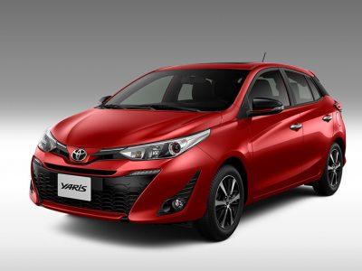 Toyota Yaris Uzcudun