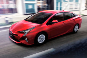 Toyota Prius Uzcudun