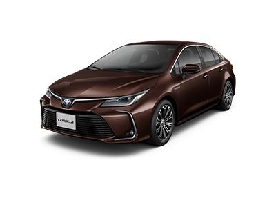 Toyota Corolla 2020 Marron
